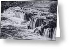 Niagara River Falls Greeting Card