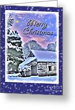 Christmas Card 28 Greeting Card