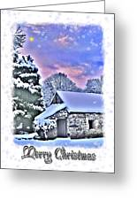 Christmas Card 27 Greeting Card