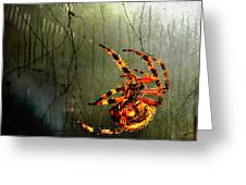 Nightmares Greeting Card by Karen Slagle