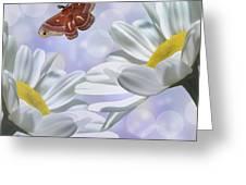 Nights In White Silk 2 Greeting Card