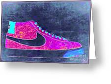 Nike Blazer 2 Greeting Card