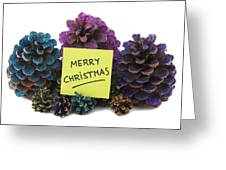Nine Pineapples With New Year Paper Greeting Card