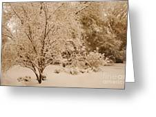 Nine Thirty Pm Greeting Card