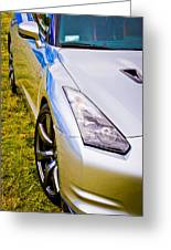 Nissan Gtr 2 Greeting Card by Phil 'motography' Clark