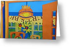 Nj Sunflowers Greeting Card