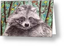 Stop Fur Trade  Greeting Card