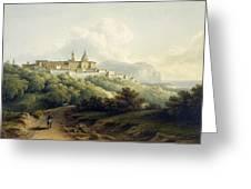 No.2289 Chiesa Della Santa Casa Greeting Card