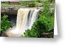 Noccalola Falls Greeting Card