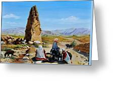 Nomads Greeting Card