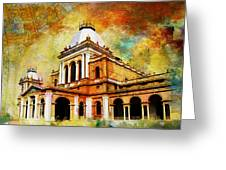 Noor Mahal Greeting Card