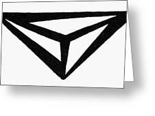 Nordic Rune Greeting Card