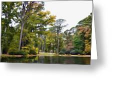 Norfolk Botanical Garden 6 Greeting Card