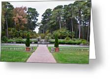 Norfolk Botanical Gardens 5 Greeting Card