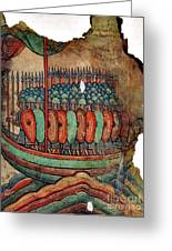 Norman Soldiers 11th Century Greeting Card