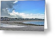 North Berwick Scotland Greeting Card
