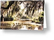 North Carolina 8 Greeting Card