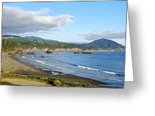 North Coast Greeting Card