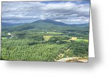 North Conway Vista Greeting Card