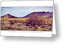 North Mountain Preserve Greeting Card
