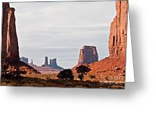 North Window Greeting Card
