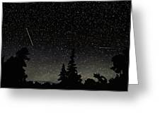 North Woods Greeting Card