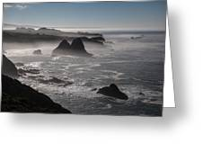 Northern California Greeting Card
