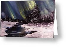 Northern Exposure Greeting Card
