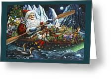 Northern Passage Greeting Card