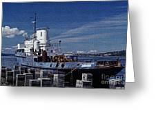 Northern Retriever 2 Greeting Card