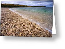 Northern Shores Greeting Card