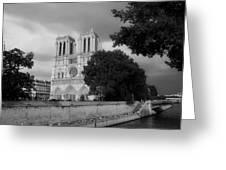 Notre Dame De Paris 2b Greeting Card