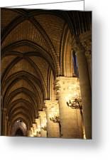 Notre Dame Paris France 2 Greeting Card