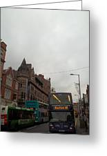 Nottingham Transit Greeting Card