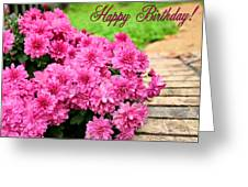 November Birthday Greeting Card