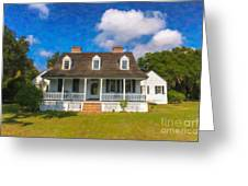 Nps Historic Site Greeting Card