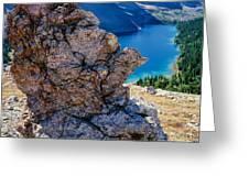Nub Ridge Greeting Card