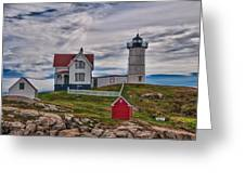 Nubble 19539 Greeting Card