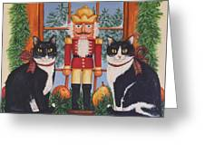 Nutcracker Sweeties Greeting Card