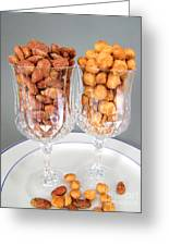 Nutty For Nuts Greeting Card
