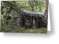 Oak Lodge Greeting Card
