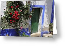 Obidos #2 Greeting Card