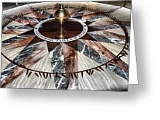Giant Pendulum Greeting Card