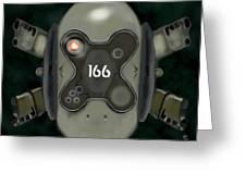 Oblivion Drone Greeting Card