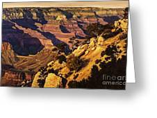 Observation Point Greeting Card