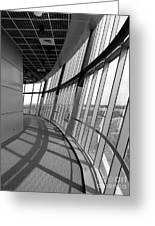 Observation Tower Greeting Card