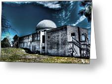 Observatory 6 Greeting Card