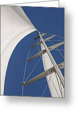 Obsession Sails 5 Greeting Card