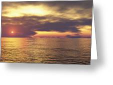 Ocean 2 Greeting Card