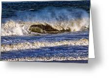 Ocean City Surf's Up Greeting Card